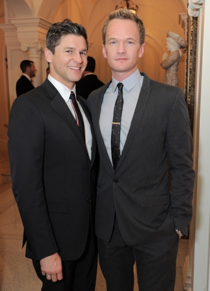 Photo Flash: Neil Patrick Harris at the Geffen Playhouse's 2012 Chairman's Circle Dinner
