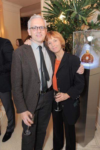Donald Margulies and Jane Anderson