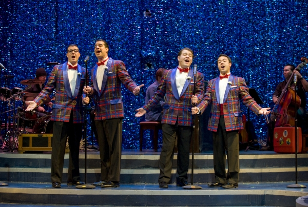 """PLAID TIDINGS"" in Munster: Holiday Nostalgia for All Things Plaid"