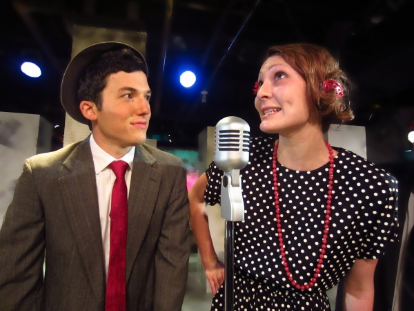 Photo Flash: First Look at Maryland Ensemble Theatre's IT'S A WONDERFUL LIFE: A LIVE RADIO PLAY