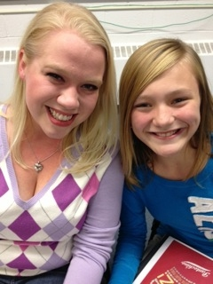 Katie Durham and Kylie Poggio Photo