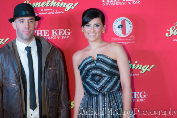 Photo Coverage: Eric McCormack, Nelly Furtado and More at It's Always Something!