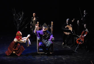 Photo Flash: First Look at Yara Arts Group's MIDWINTER NIGHT at La MaMa, 12/27-30