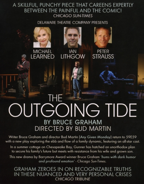 Photo Coverage: Inside Opening Night of THE OUTGOING TIDE