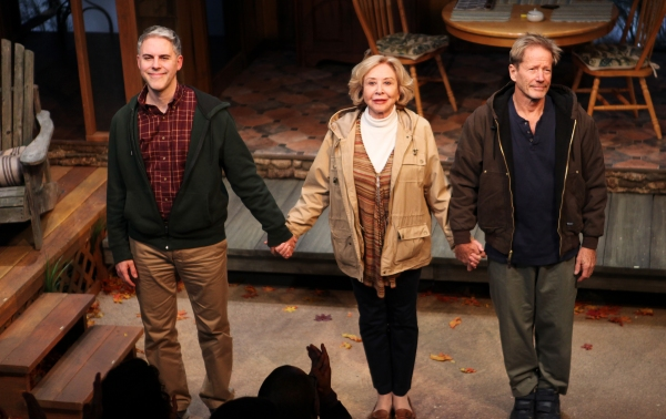 Curtain Call: Ian Lithgow, Michael Learned & Peter Strauss