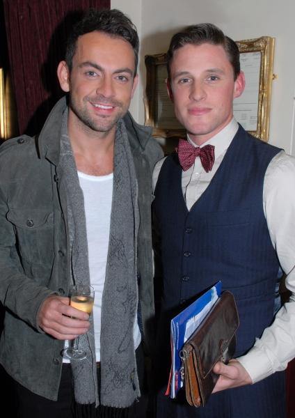 Ben Forster, Oliver Thornton