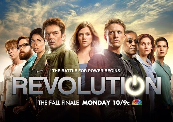 Photo Flash: Teaser Poster for NBC's REVOLUTION Fall Finale
