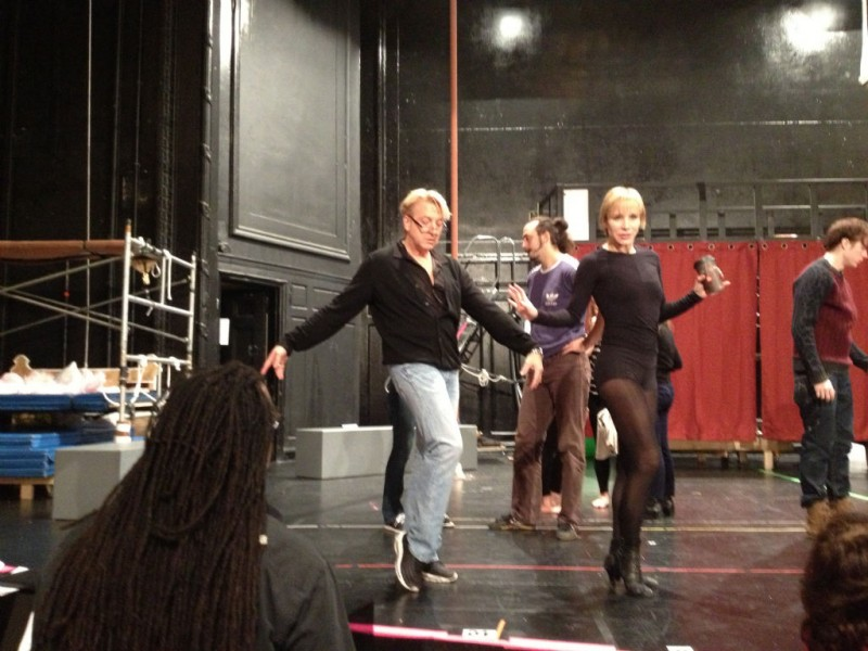 BWW Blog: Molly Tynes of A.R.T.'s PIPPIN - Behind the Music