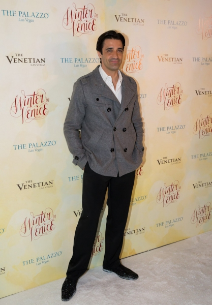 Gilles Marini at RECAP - The Venetian and The Palazzo Kick Off WINTER IN VENICE With Gilles Marini, Dot-Marie Jones and Chip Davis! Photos Inside!