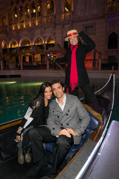 Gilles Marini and Wife Photo