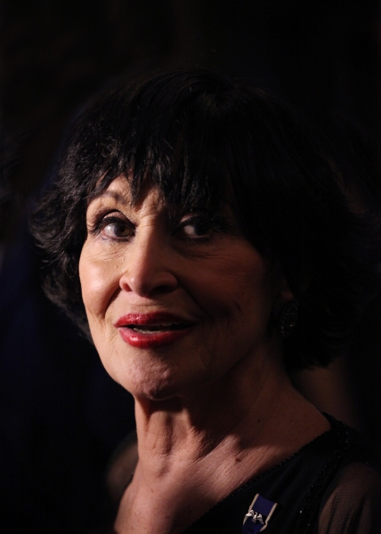 Chita Rivera at In The Spotlight Series - THE MYSTERY OF EDWIN DROOD!