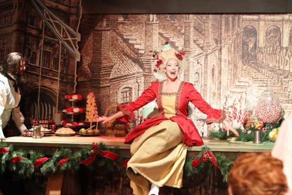 Photo Flash: A CHRISTMAS CAROL Returns to freeFall Theatre