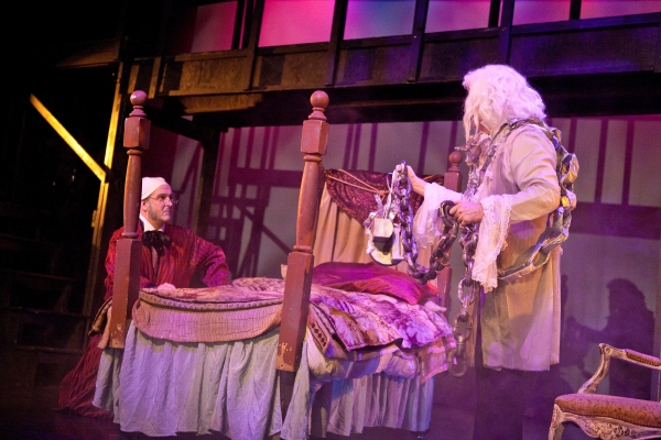 Photo Flash: First Look at Maryland Ensemble Theatre's A CHRISTMAS CAROL