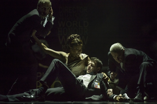 Photo Coverage: THE BODYGUARD, Starring Heather Headley, At The Adelphi Theatre!
