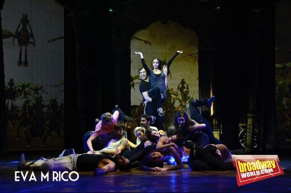 Sara Perez, Carlos Solano, Miquel Fernandez y Victor Gonzalez