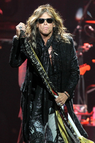 Photo Flash: Aerosmith's 11/20 Concert at Madison Square Garden