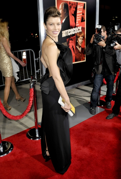Fashion Photo of the Day 11/22/12: Jessica Biel