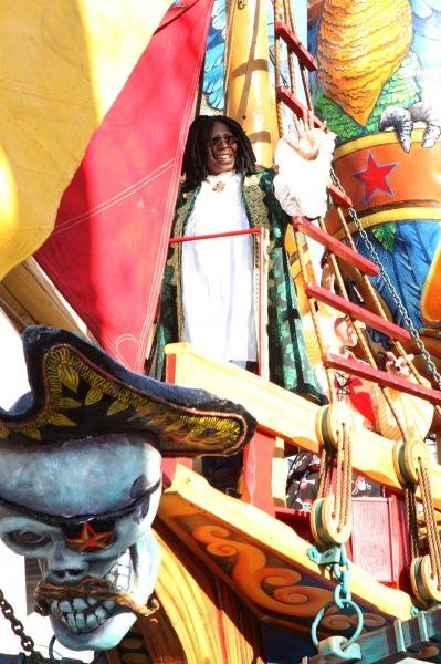 Whoopi Goldberg at Highlights from MACY'S THANKSGIVING DAY PARADE