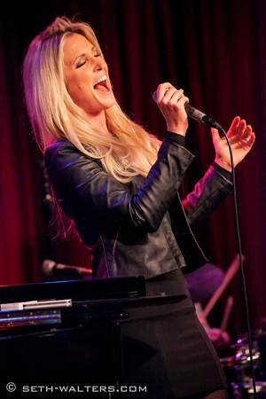 Photo Flash: Jim Caruso's Cast Party Features Julie Garnye, Mira Awad and More