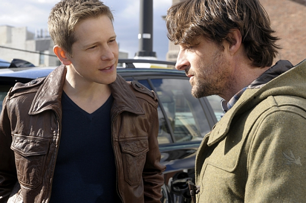 Matt Czuchry, Tim Guinee Photo