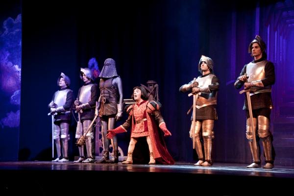 Photo Coverage: SHREK, il musical