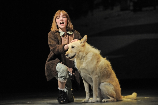 Photo Flash: Paramount Theatre Opens ANNIE Tonight