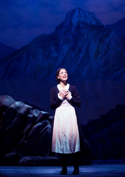 Photo Flash: First Look at Elena Shaddow, Ben Davis and More in Paper Mill's THE SOUND OF MUSIC