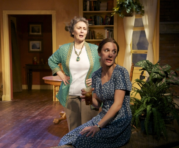 Photo Flash: First Look at Milwaukee Chamber Theatre's COLLECTED STORIES