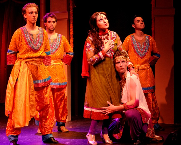 PIPPIN: A Bollywood Spectacular? Why, yes. Yes, it is.