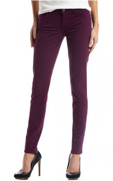 Daily Deal 11/26/12: Jewel Tone Skinny Jeans