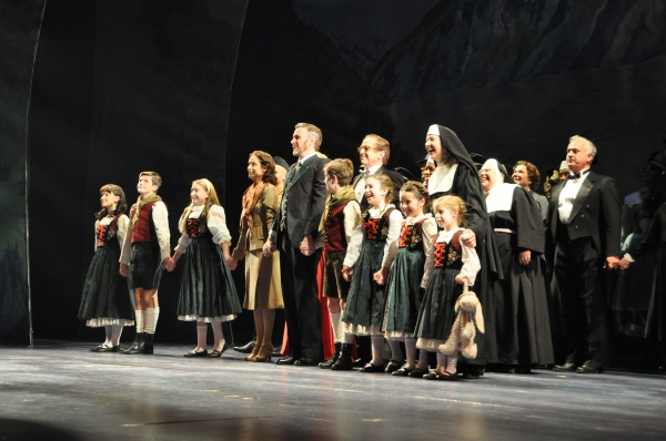 Photo Coverage: Inside Opening Night of Paper Mill Playhouse's THE SOUND OF MUSIC