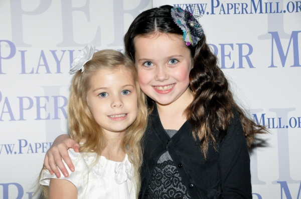 Greta Clark and Gracie Beardsley