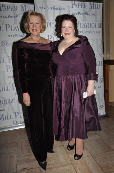 Joy Franz and Robin Lounsbury