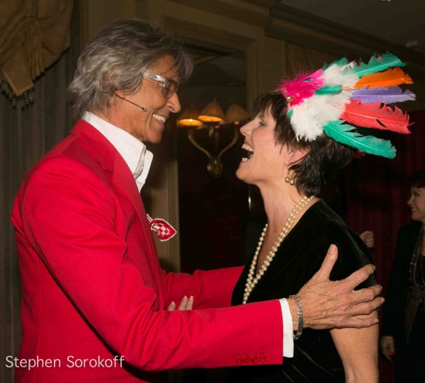 Photo Coverage: Tommy Tune Brings Solo Show to Feinstein's!