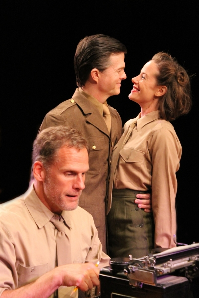 BWW Reviews: LOVE GOES TO PRESS is Fun, Witty, & Intelligent