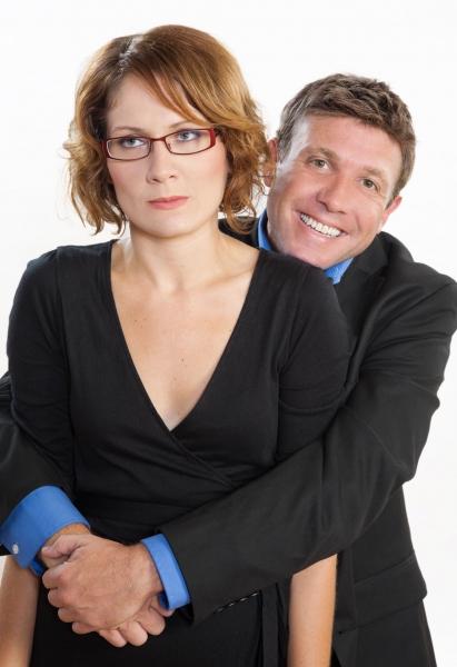 Jonathan VanDyke and Gabrielle Mirabella Photo