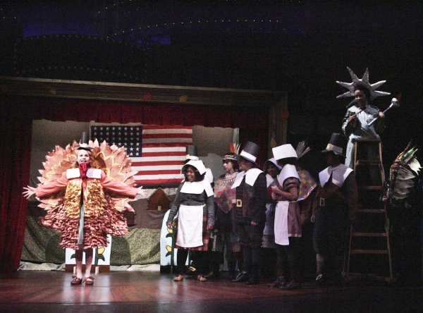 Photo Flash: First Look at Geffen Playhouse's CONEY ISLAND CHRISTMAS World Premiere