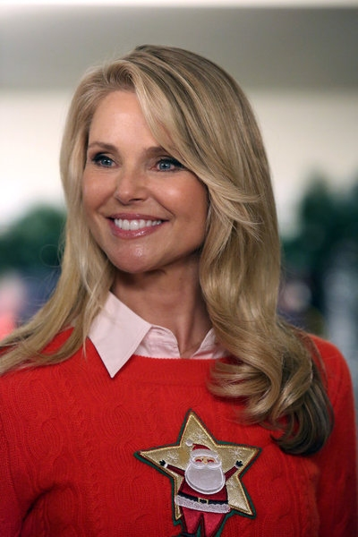 Photo Flash: First Look - Christie Brinkley on PARKS AND RECREATION