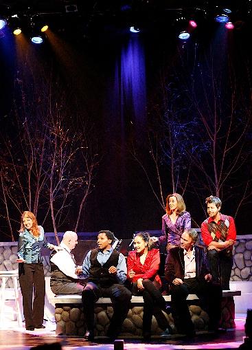 Photo Flash: Joan Almedilla, Teri Bibb and More in A RUBICON FAMILY CHRISTMAS Concert