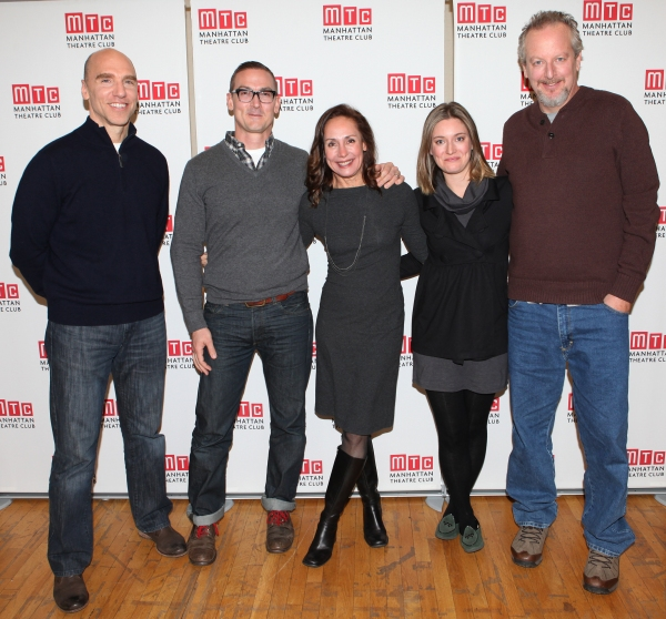 Photo Coverage: THE OTHER PLACE Cast and Creative Team Meet the Press - Laurie Metcalf & More!