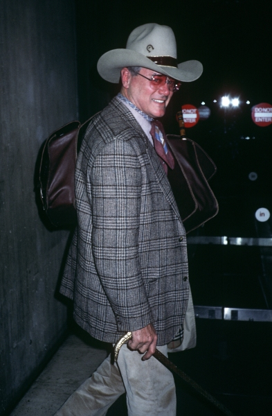 Photo Coverage: Remembering Larry Hagman