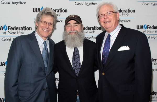 Ted Chapin, Michael David, Lawrence Wilbur