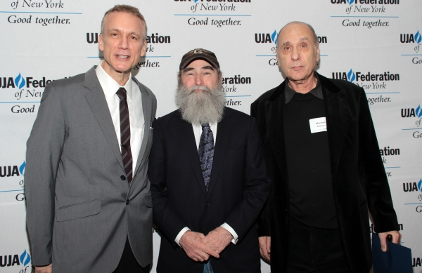 3 at Broadway Producer Michael David Honored by UJA