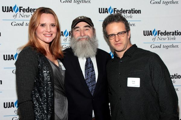 Jennifer Laura Thompson, Michael David, Greg Kotis Photo