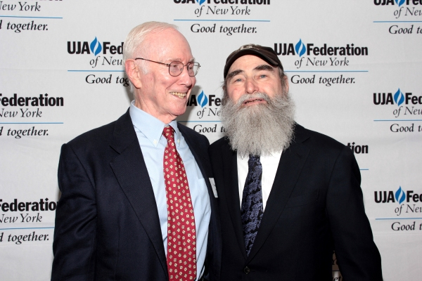 Photos: Broadway Producer Michael David Honored by UJA