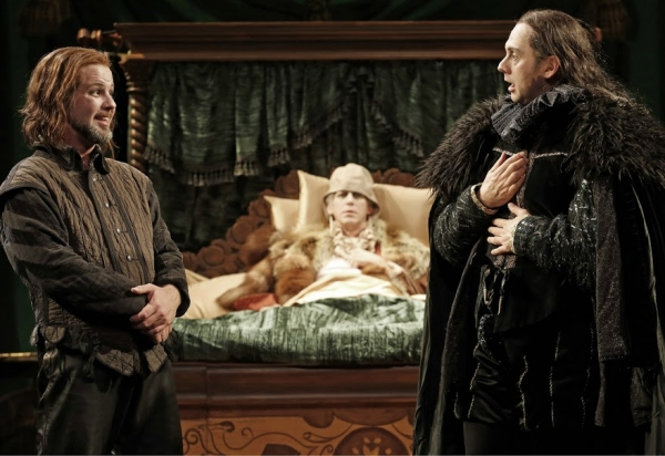 Photo Flash: First Look at Stephen Spinella and More in Red Bull Theater's VOLPONE Off-Broadway!