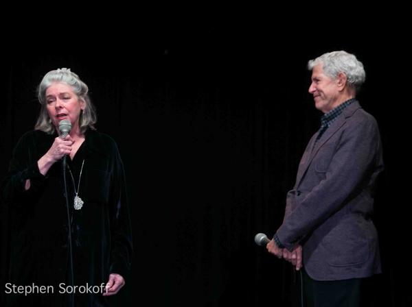 Jill O'Hara & Tony Roberts Photo