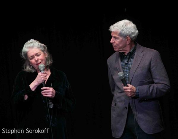 Jill O'Hara & Tony Roberts