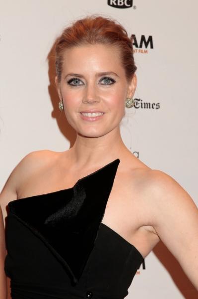 Amy Adams at Damon, Cotillard & More at Gotham Independent Film Awards