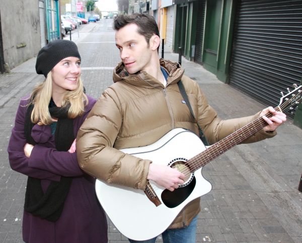 Photo Flash: ONCE Holds Open Auditions in Dublin